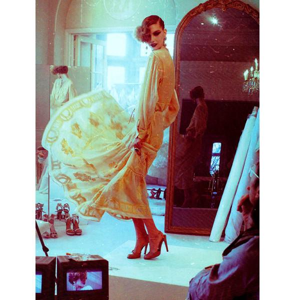 Изображение 41. Съемки: Harper's Bazaar, Metal, V и Vogue.. Изображение № 35.