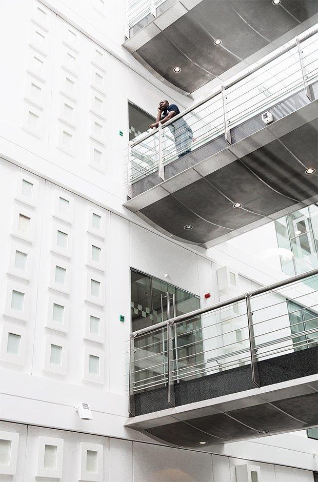 Просторный «зеленый» офис лондонского агентства Flamingo. Изображение № 4.