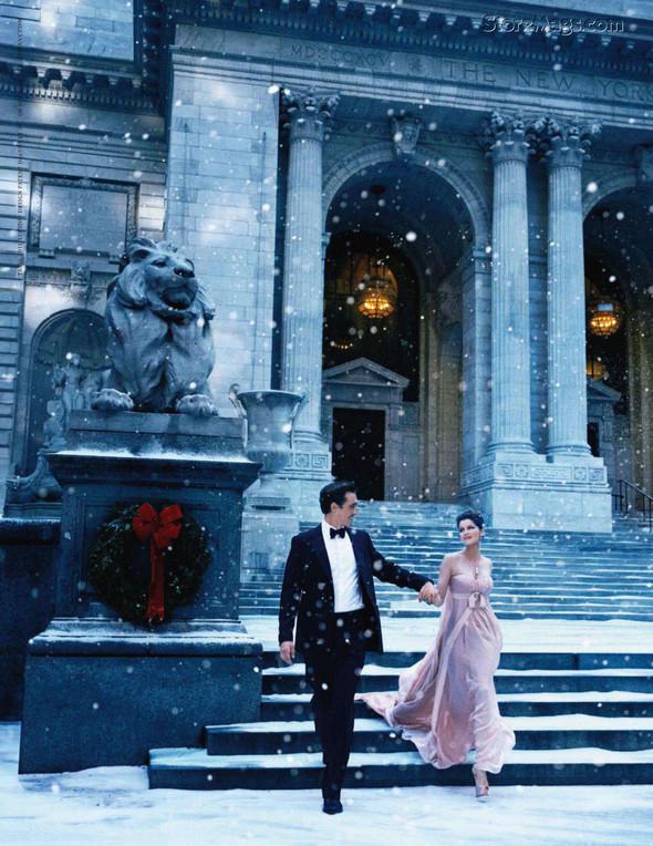 Кампании украшений: Dolce & Gabbana, Tiffany & Co и H. Stern. Изображение № 14.