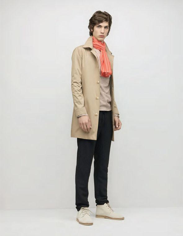 Лукбуки: Burberry, A.P.C, Zara Headband. Изображение № 19.