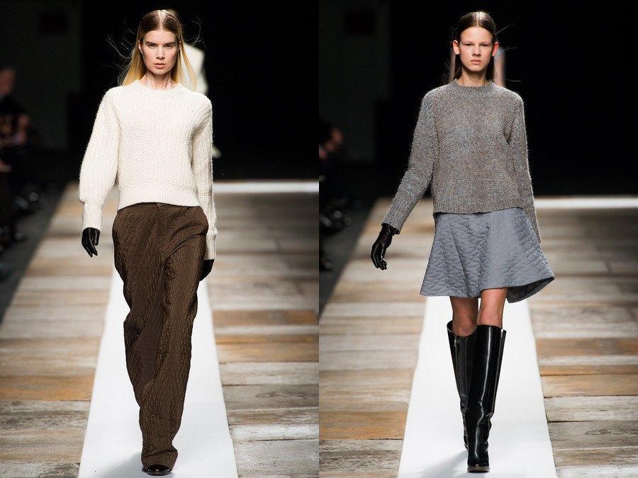 Неделя моды в Нью-Йорке: День 5. Изображение № 3.