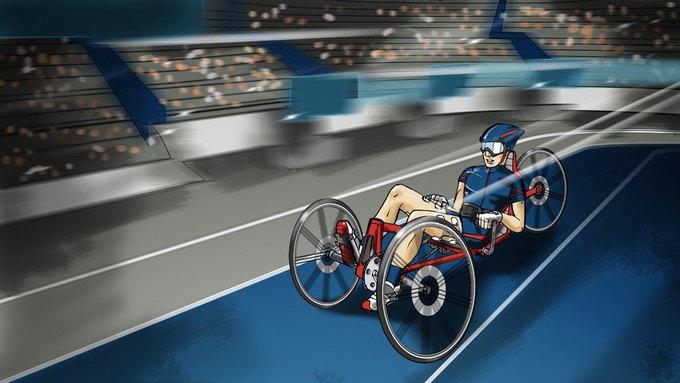 Велогонки. Изображение № 2.