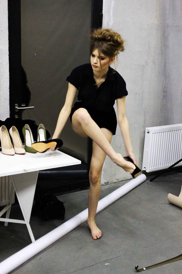 Ulyana Sergeenko SS 2012. Backstage. Изображение № 15.