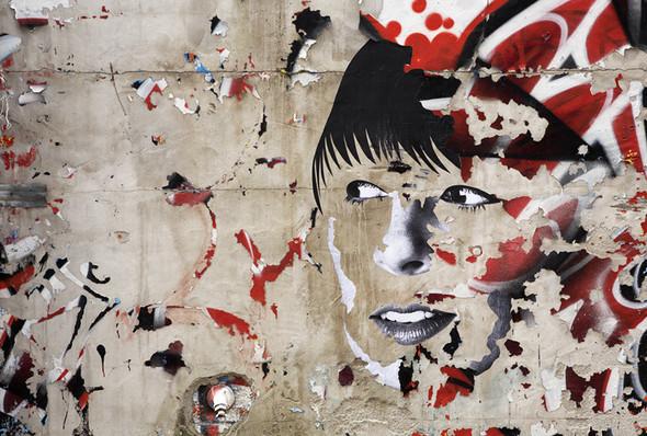 «Лица города» - арт-проект дизайнера Fauxreel. Изображение № 13.