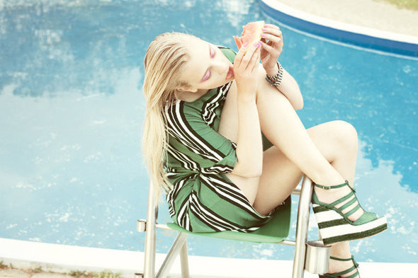 Изображение 6. Съёмки: Harper's Bazaar, Vogue, W и другие.. Изображение № 6.