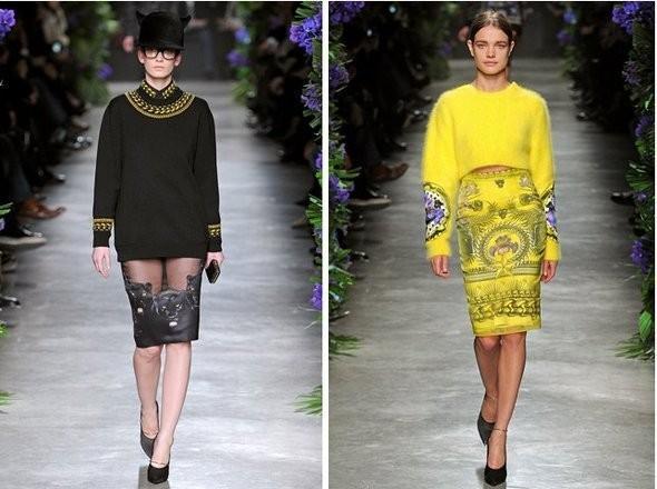 Изображение 4. Показы на Paris Fashion Week FW 2011: день 5 и 6.. Изображение № 12.