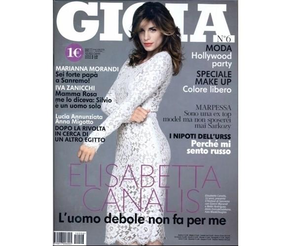 Изображение 11. Коллекция Dolce & Gabbana SS 2011 появилась на 42 обложках журналов.. Изображение № 17.