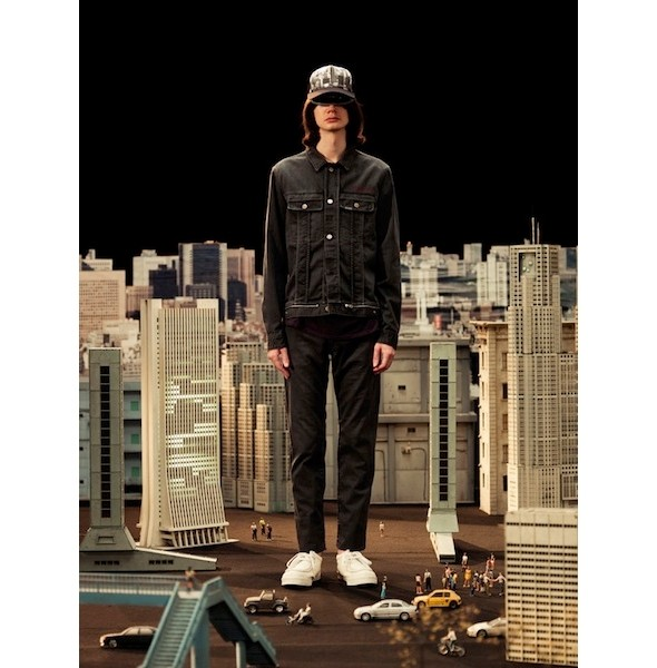 Мужские лукбуки: Alexander McQueen, Burberry и Undercover. Изображение № 59.