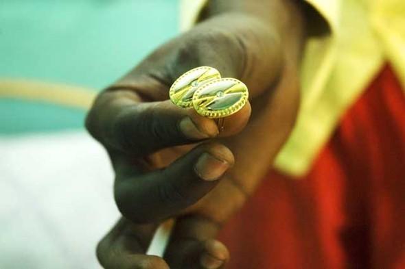 Изображение 5. Щеголи из республики Конго.. Изображение № 6.