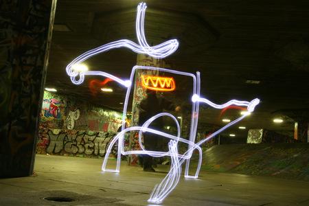 Light graffiti. Изображение № 12.