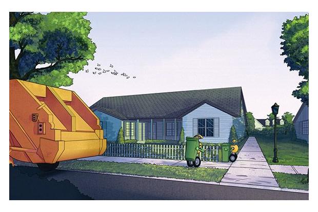В Volvo создадут роботов-мусорщиков. Изображение № 1.