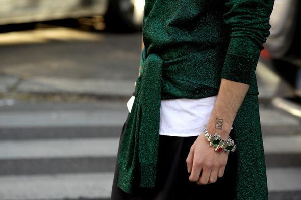 Изображение 28. Milan Fashion Week в деталях: день 2.. Изображение № 27.