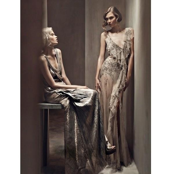 Изображение 29. Рекламные кампании: Chanel, Donna Karan, Stella McCartney и другие.. Изображение № 28.