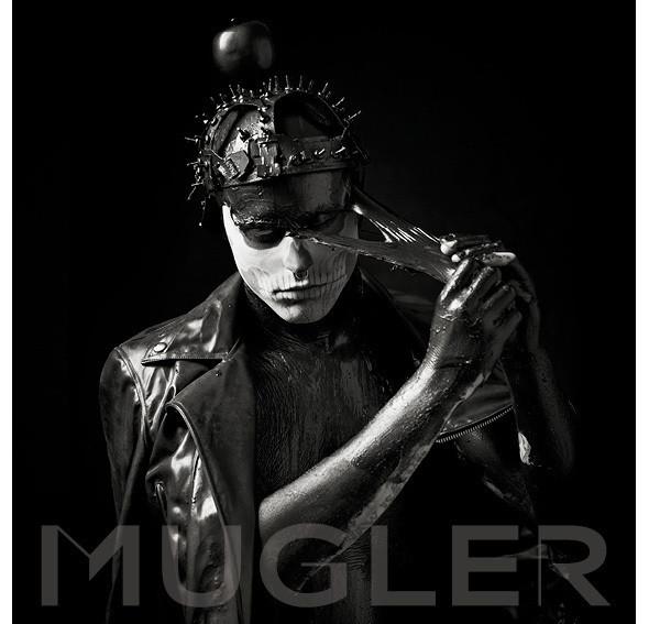 Изображение 2. Леди Гага сыграет новые треки на показе Thierry Mugler.. Изображение № 1.