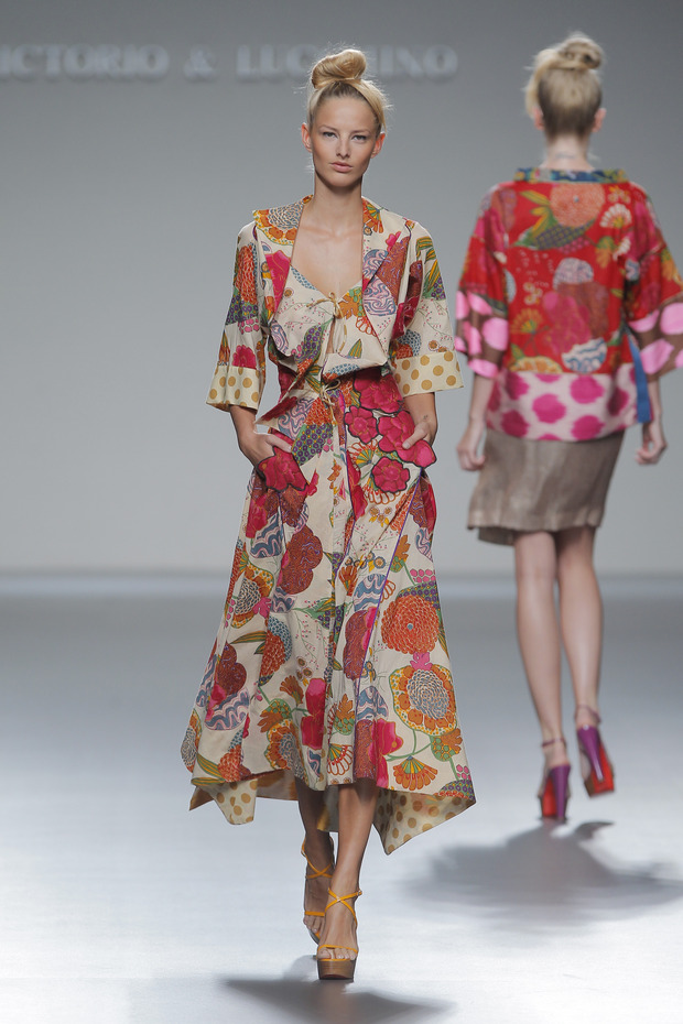 Madrid Fashion Week SS 2013: VICTORIO & LUCCHINO. Изображение № 27.