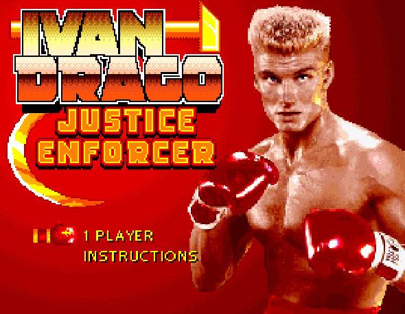 Ivan Drago: Justice Enforcer. Изображение № 1.