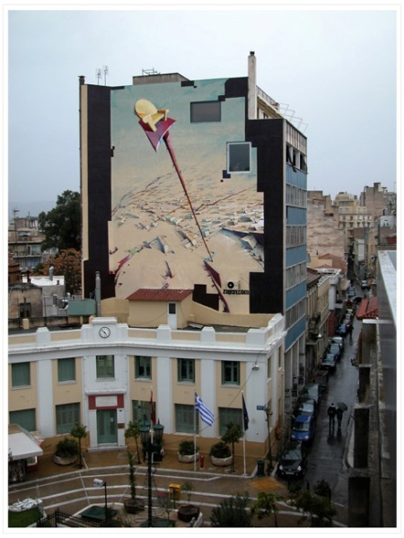 Alexandros Vasmoulakis street fine artизГреции. Изображение № 4.