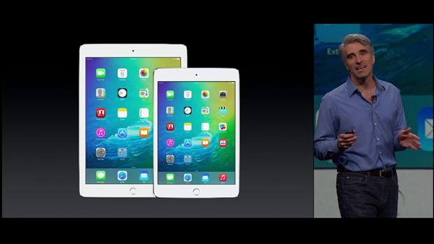 На WWDC рассказали омногозадачности вiPad. Изображение № 1.