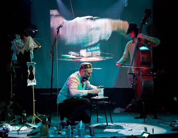 Театр Ахе в клубе Dusche. Изображение № 5.