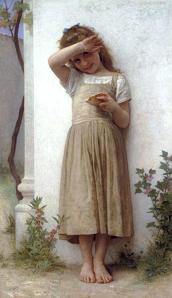 Французский живописец Адольф Вильям Бугро. Изображение № 19.