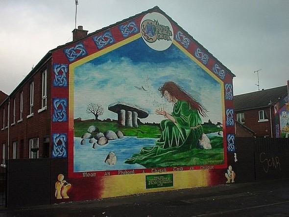 Граффити Ольстера. Изображение № 77.