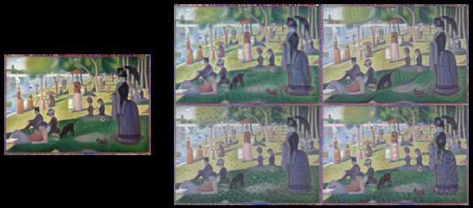 Нейронные сети Google научились «рисовать» картины . Изображение № 8.