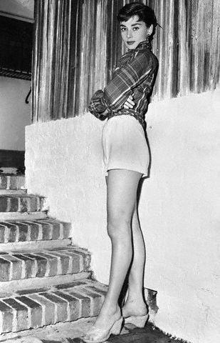 """Одри Хепберн, фильм """"Сабрина"""". Изображение № 14."""