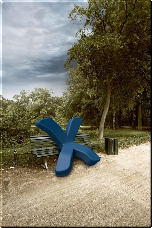 Креативная реклама от Ули Штайгера. Изображение № 14.