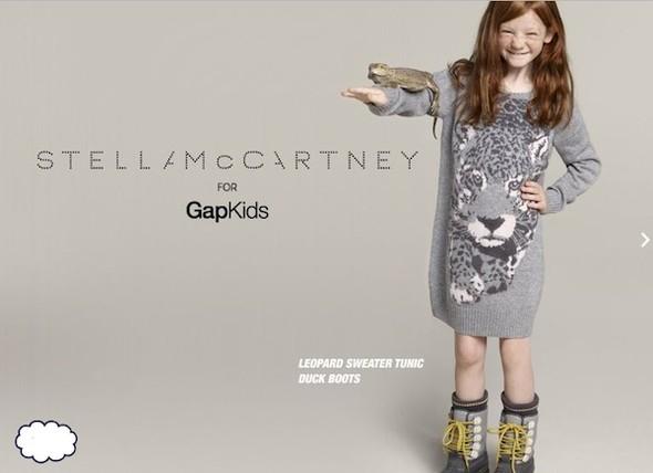 Стелла Маккартни выпускает собственную линию детской одежды. Изображение № 5.