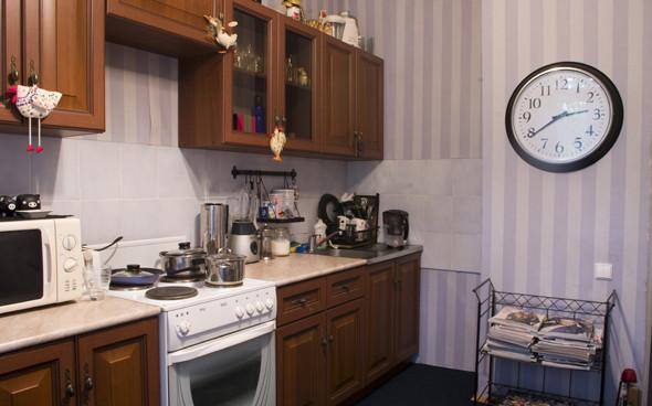 Квартира N5: Елисей Косцов, фэшн-директор Marie Claire. Изображение № 9.