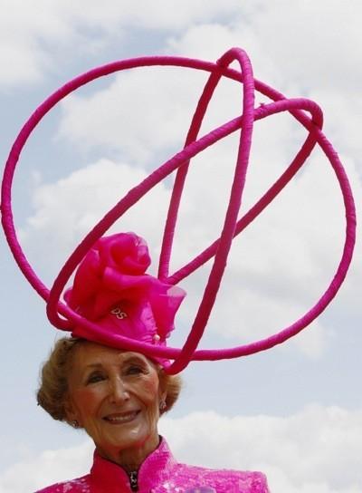 Самые необычные иизысканных шляпки Royal Ascot. Изображение № 29.