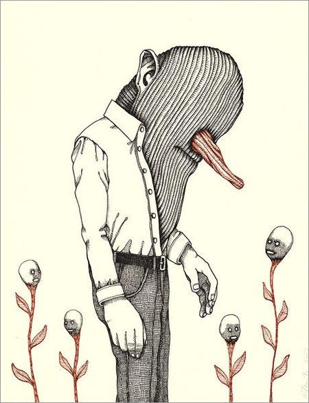 Фиктивная анатомия Джона Кейси. Изображение № 7.