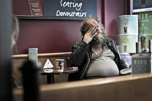 Бездомная жизнь в фотографиях Jay Raff. Изображение № 4.