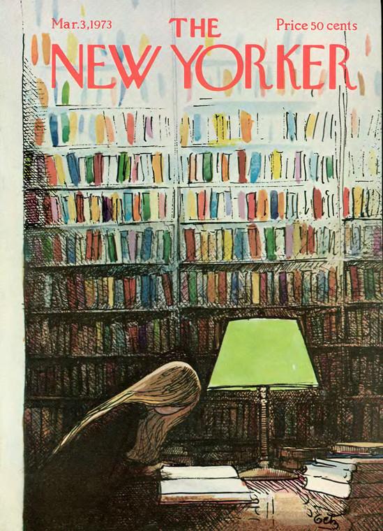 Обложки TheNew Yorker. Изображение № 49.