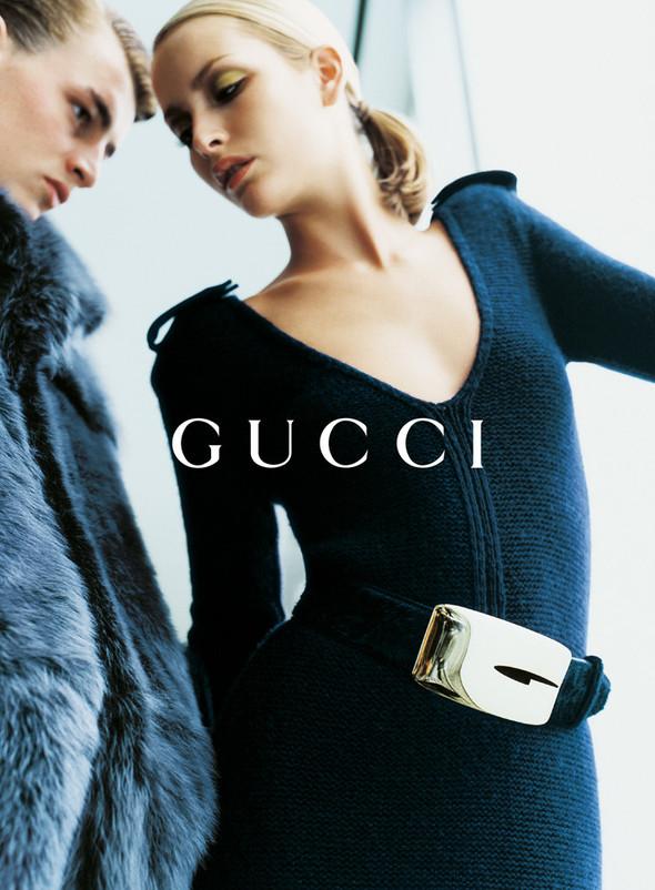 Архивная съёмка: Кампания Gucci FW 1996. Изображение № 3.