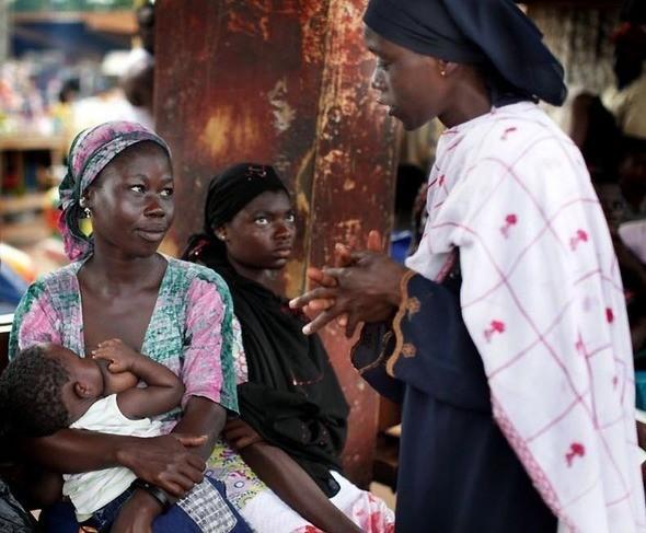 Изображение 29. Рыночные девушки из Ганы.. Изображение № 29.