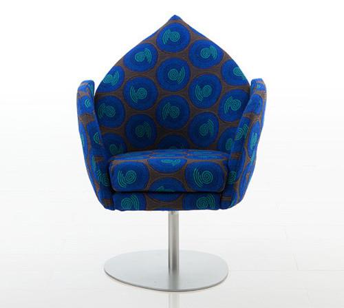 Кресло в стиле фанк от Bruhl. Изображение № 5.