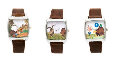 Ностальгические иретро часы отMitya Veselkov. Изображение № 3.