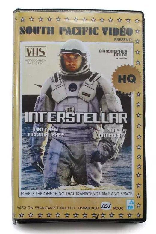 Концепт: обложки для кассет с современными фильмами . Изображение № 3.