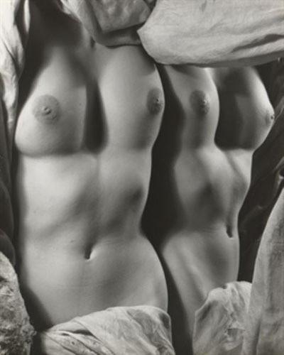 Части тела: Обнаженные женщины на винтажных фотографиях. Изображение № 92.