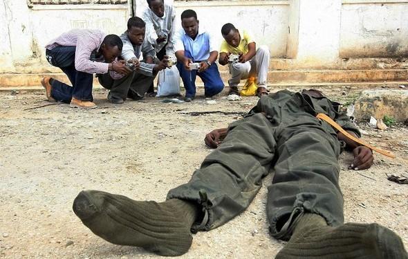 Сомали: война вфотографиях. Изображение № 24.