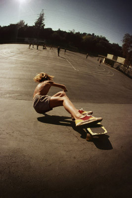 Hugh Holland. Скейтборд-хроники 70-х. Изображение № 3.