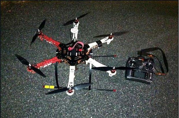 В Америке арестовали дрона-контрабандиста. Изображение № 1.