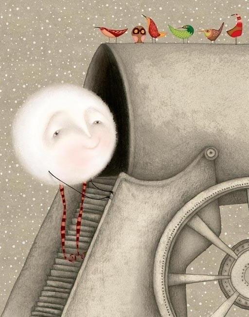 Изображение 19. Сказки на ночь от Лизы Эванс (Lisa Evans).. Изображение № 32.