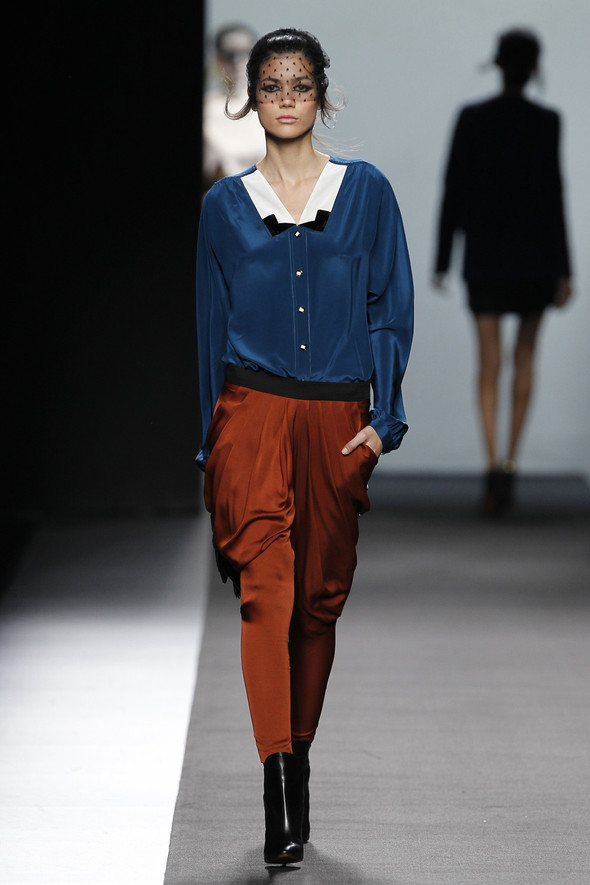 Madrid Fashion Week A/W 2012: Miguel Palacio. Изображение № 5.