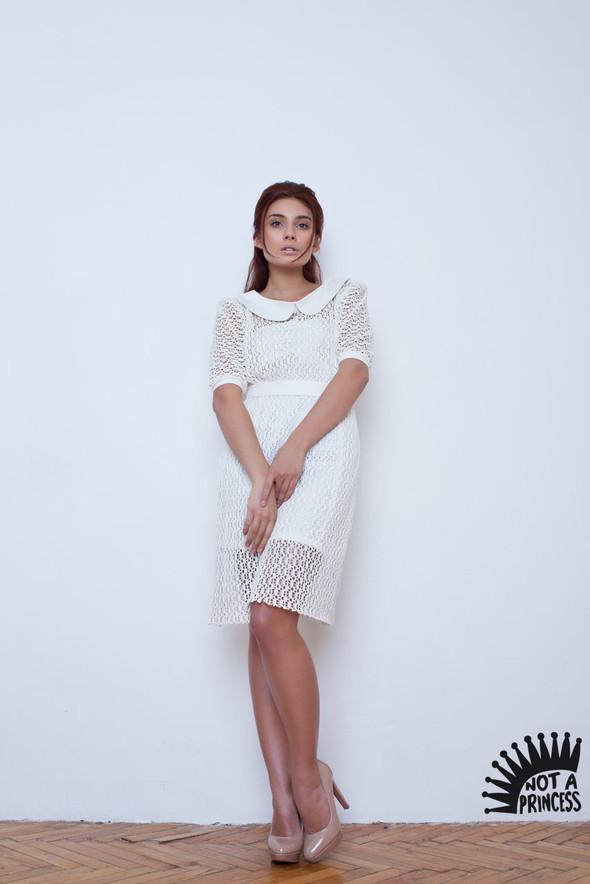NOT A PRINCESS - новый бренд, дизайнерские свадебные платья. Изображение № 5.