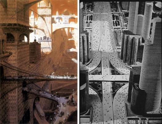 Арт-альбомы недели: 10 книг об утопической архитектуре. Изображение № 163.