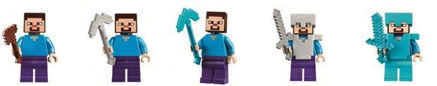 Российский магазин «слил» в Сеть новые наборы Lego Minecraft . Изображение № 6.