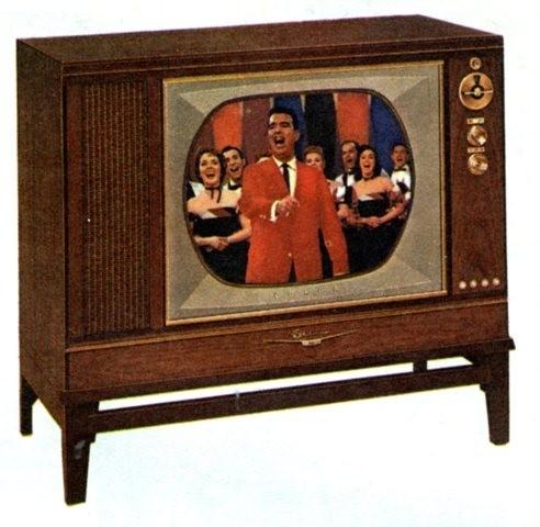 Телевизоры 1960х годов. Изображение № 35.