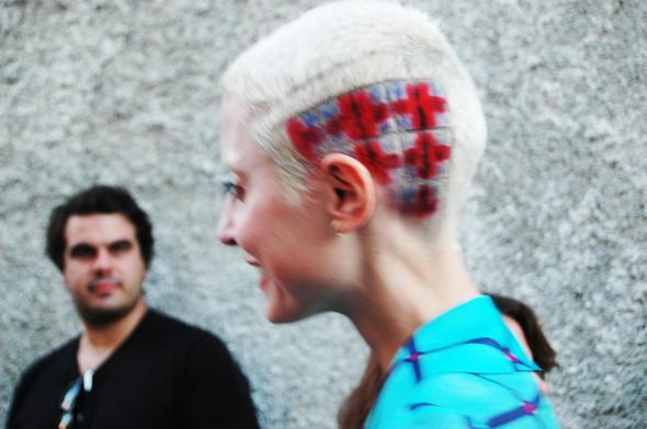 Milan Fashion Week! Детали!. Изображение № 20.